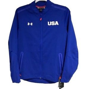 USA Olympics 2016 Ryder Cup Under Armour jacket UA